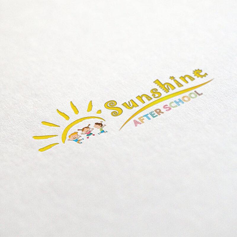 Sunshine After School – Logo Design