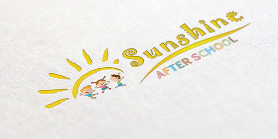Sunshine After School – Logo Design